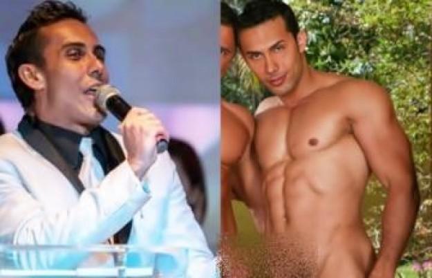 Star du porno gay et maître-chanteur un peu trop gourmand.