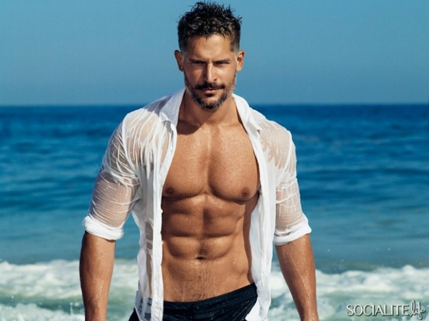 "Joe Manganiello, le loup-garou de ""True Blood"" est une ..."